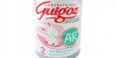 guigoz AR2, 6-12 mois, 800g, poudre